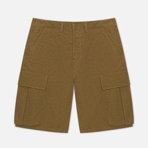 Мужские шорты Jungle Ripstop Edwin. Цвет: оливковый