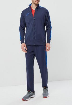 Костюм спортивный ASICS MAN POLY SUIT. Цвет: синий