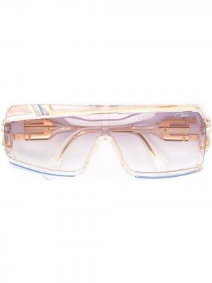Солнцезащитные очки авиаторы 858 Cazal. Цвет: нейтральные цвета