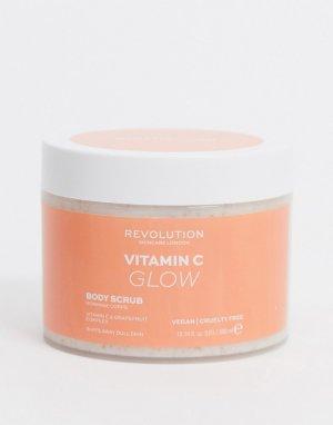 Скраб для тела с витамином C Skincare-Бесцветный Revolution