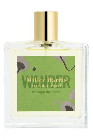 Парфюмерная вода Wander Through Parks, 100 ml Miller Harris. Цвет: без цвета