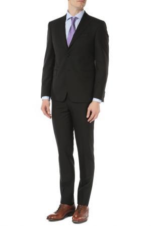Костюм: пиджак, брюки Roberto Cavalli. Цвет: черный
