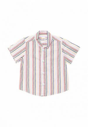 Рубашка Frizzzy. Цвет: разноцветный