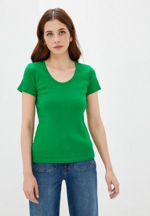 Футболка Blacksi 3483. Цвет: зеленый