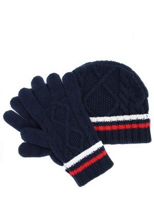 Комплект шапка и перчатки JOHNSTONS
