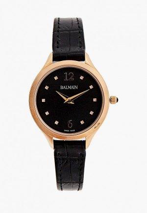 Часы Balmain Maestria Lady Round II. Цвет: черный