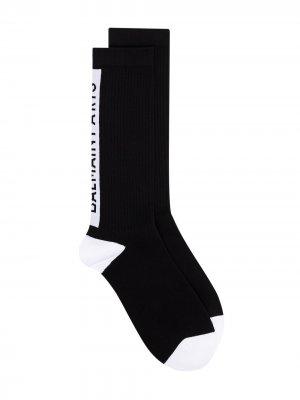 Paris socks Balmain. Цвет: черный