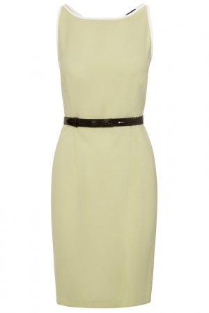 Летнее платье Apart. Цвет: лимонно-кремовый