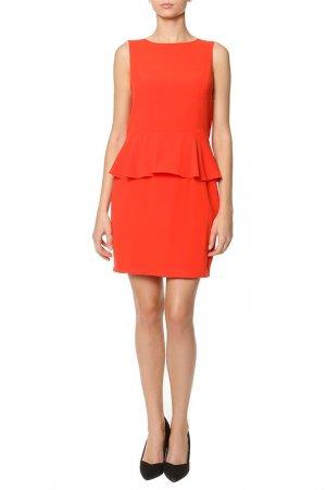 Платье Acasta. Цвет: красный