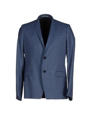 Пиджак BILLTORNADE. Цвет: грифельно-синий
