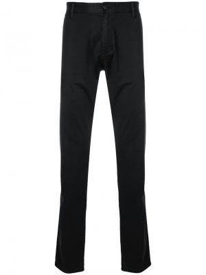 Классические брюки чинос Emporio Armani
