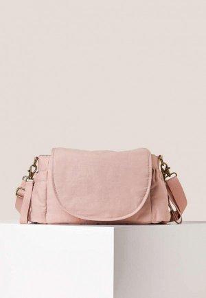 Сумка Oysho Пляжные сумки. Цвет: розовый