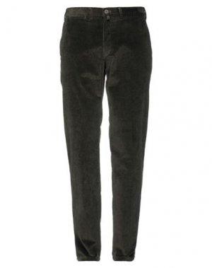 Повседневные брюки BARBOUR. Цвет: зеленый-милитари