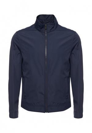 Куртка утепленная Michael Kors. Цвет: синий