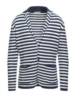 Пиджак KANGRA CASHMERE. Цвет: темно-синий