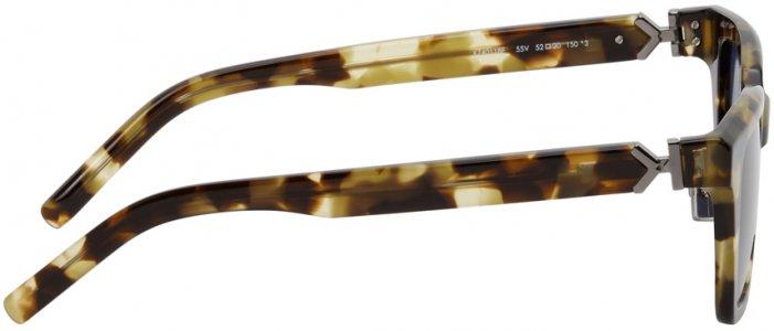 Tortoiseshell K Logo Sunglasses Kenzo. Цвет: 55v sh hvna