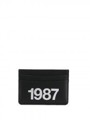 Картхолдер 1987 A.P.C.. Цвет: черный