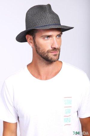 Шляпа Bugatti. Цвет: серый