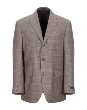 Пиджак NINO DANIELI. Цвет: коричневый