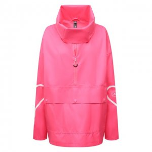 Ветровка adidas by Stella McCartney. Цвет: розовый