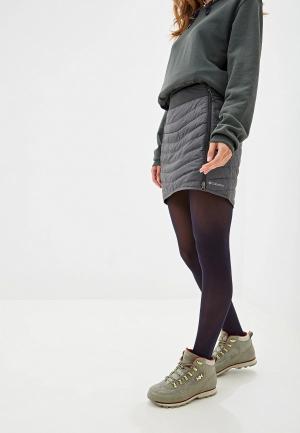Юбка Columbia Windgates™ Skirt. Цвет: серый