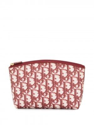 Косметичка с узором Trotter Christian Dior. Цвет: красный