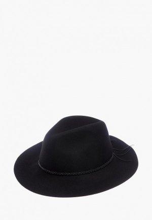 Шляпа Herman. Цвет: черный