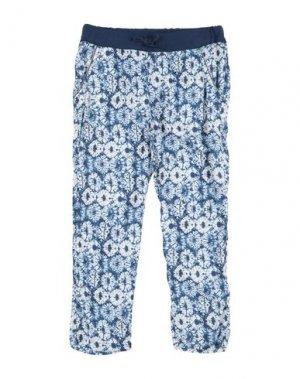 Повседневные брюки 3 POMMES. Цвет: темно-синий