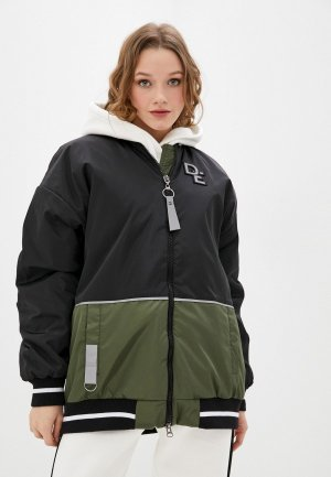 Куртка Doctor E. Цвет: черный