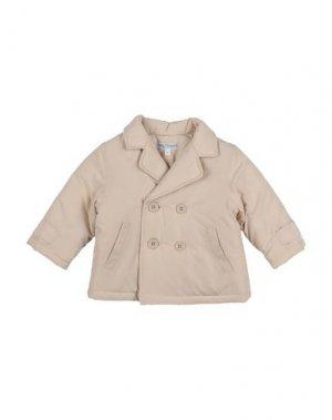 Куртка BABY GRAZIELLA. Цвет: бежевый