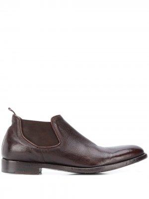 Ботинки Nicky Alberto Fasciani. Цвет: коричневый
