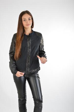 Куртка FOLEY MUSTANG. Цвет: черный