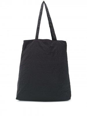 Сумка на плечо с открытым верхом Bottega Veneta. Цвет: черный