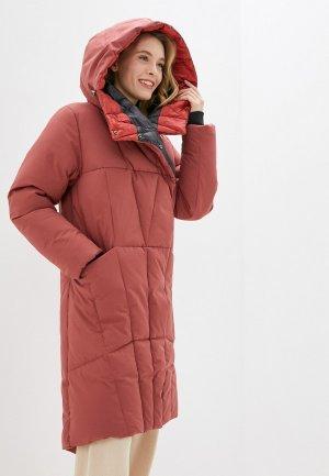 Куртка утепленная Dimma. Цвет: красный