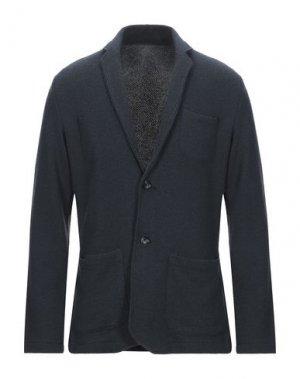 Пиджак JACK & JONES. Цвет: темно-синий