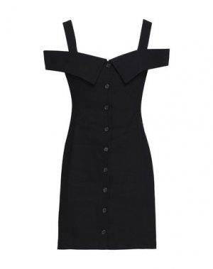 Короткое платье A.L.C.. Цвет: черный