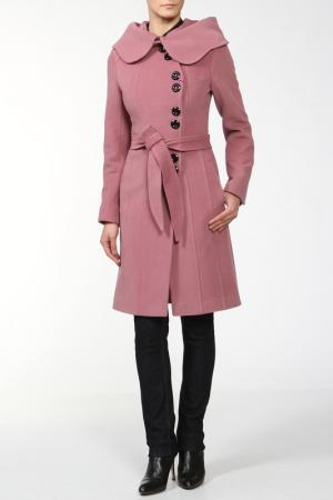Пальто Elegant Ledy. Цвет: красный