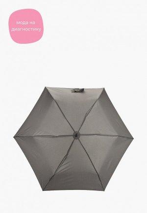 Зонт складной Doppler. Цвет: хаки