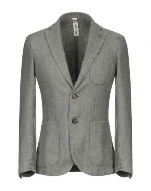 Пиджак MARTIN ZELO. Цвет: светло-зеленый