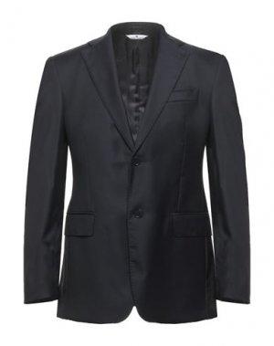 Пиджак PIERRE BALMAIN. Цвет: темно-синий
