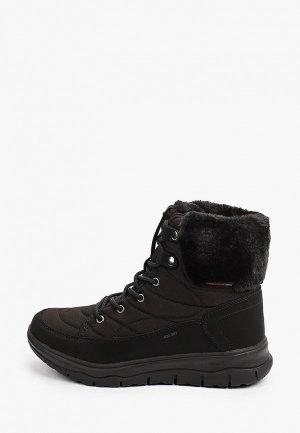 Ботинки Outventure Germany. Цвет: черный