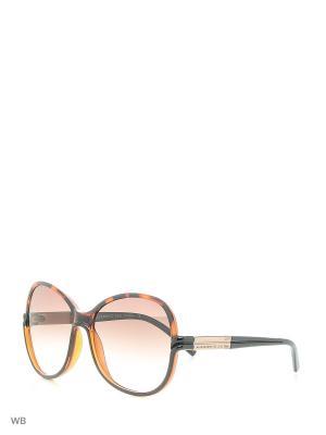 Солнцезащитные очки AD 531 02 Allessandro Dell'Acqua. Цвет: серо-коричневый