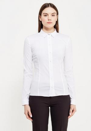 Рубашка Patrizia Pepe. Цвет: белый