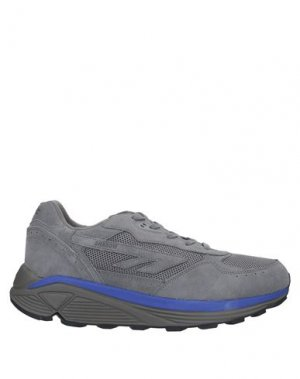 Кеды и кроссовки HI-TEC. Цвет: серый