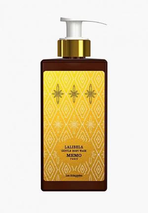 Гель для душа Memo Lalibela Gentle Body Wash 250 мл. Цвет: прозрачный