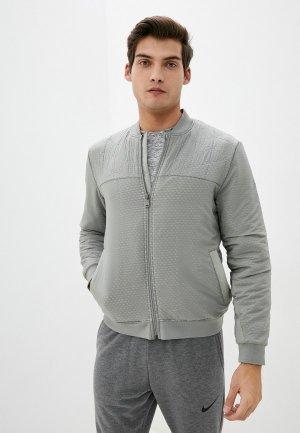 Куртка Under Armour 3G REACTOR BOMBER. Цвет: серый