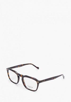 Оправа Vogue® Eyewear VO5348 W656. Цвет: коричневый