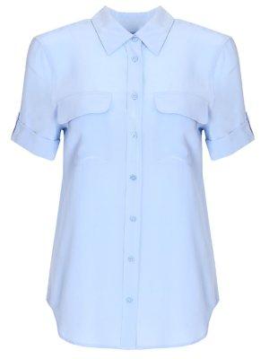 Рубашка шелковая EQUIPMENT