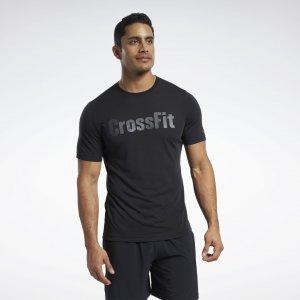 Спортивная футболка CrossFit® Read Reebok