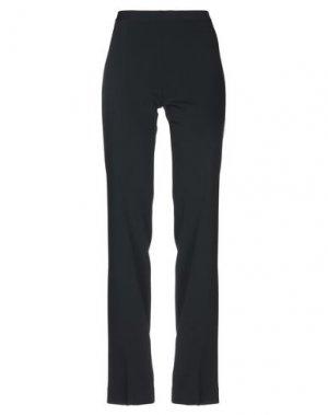 Повседневные брюки GOSSIP. Цвет: черный